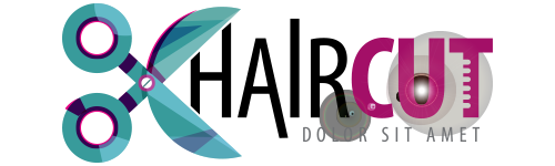 Coiffeur Hairstyle Webdesign Layout